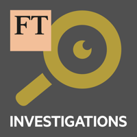Podcast cover art for FT Investigations