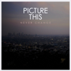 Picture This - Never Change artwork