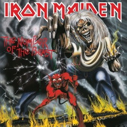 View album The Number of the Beast (2015 Remastered Edition)