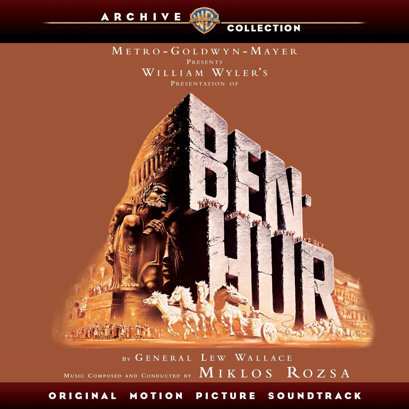 Ben-Hur (Deluxe Version) [Original Motion Picture Soundtrack]
