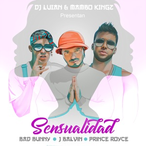 Sensualidad (feat. Mambo Kingz & DJ Luian) - Single Mp3 Download