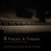 4 Pieces: A Tribute to Yiruma & Yukie Nishimura - EP - Jacob's Piano