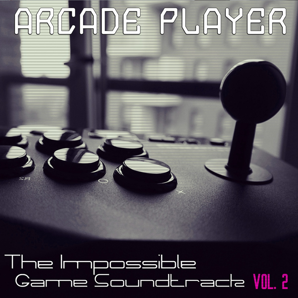 The Impossible Game Soundtrack Vol 2 Arcade Player CD cover