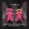 FRIENDS Borgeous Remix Single