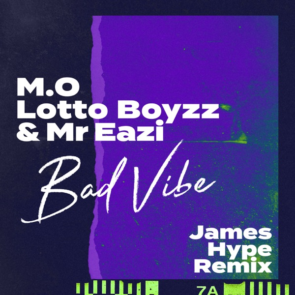 M.o - Bad Vibes (James Hype Mix)