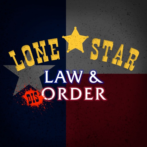 Cover image of Lone Star Law & Disorder
