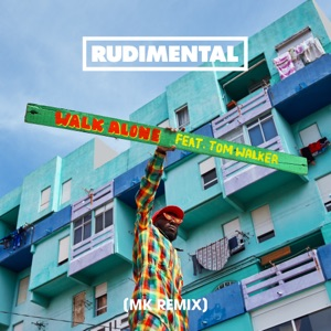 Walk Alone (feat. Tom Walker) [MK Remix] - Single Mp3 Download