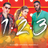 Sofía Reyes - 1, 2, 3 (feat. Jason Derulo & De La Ghetto) artwork