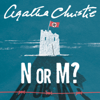 Agatha Christie - N or M? artwork