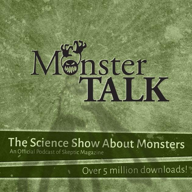 Monstertalk Von Blake Smith And Dr Karen Stollznow Auf Apple