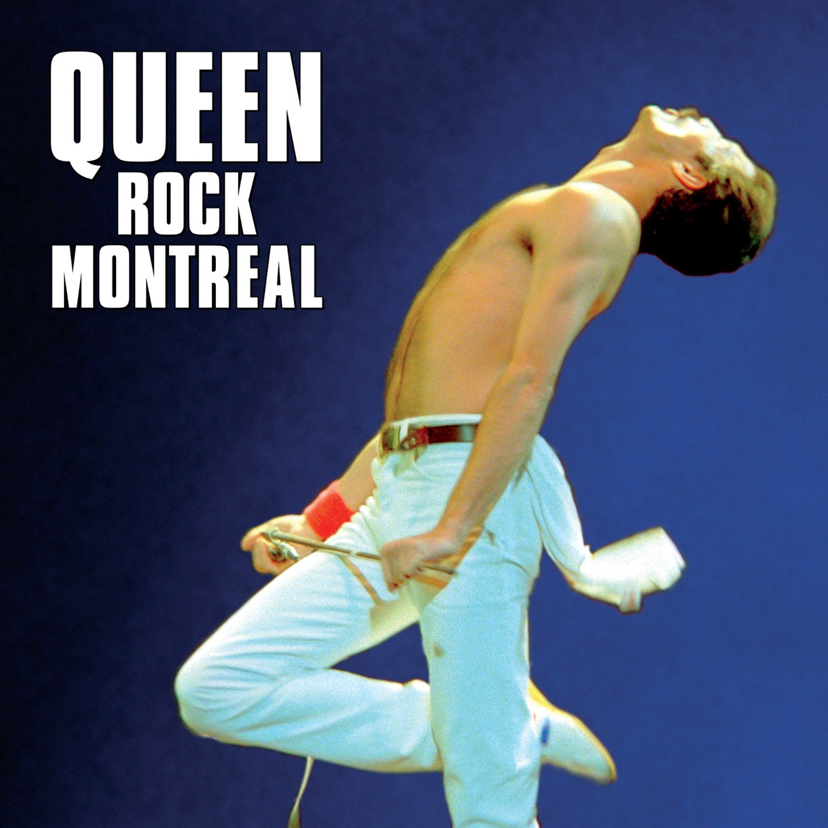Queen Rock Montreal Queen CD cover