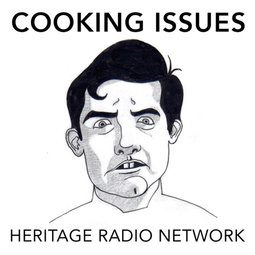 Cover image of Cooking Issues