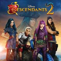 Dove Cameron, Sofia Carson & China Anne McClain - Descendants 2 (Original TV Movie Soundtrack) artwork