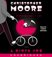 Christopher Moore - A Dirty Job artwork