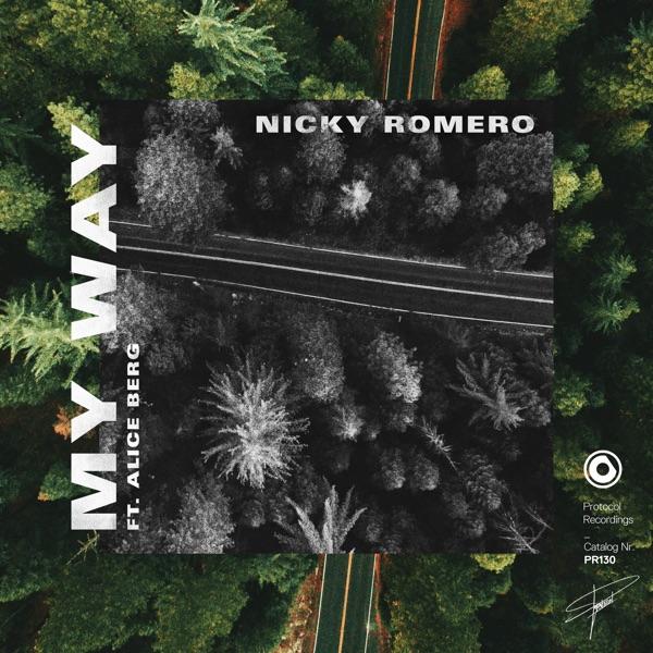 My Way (feat. Alice Berg) - Single