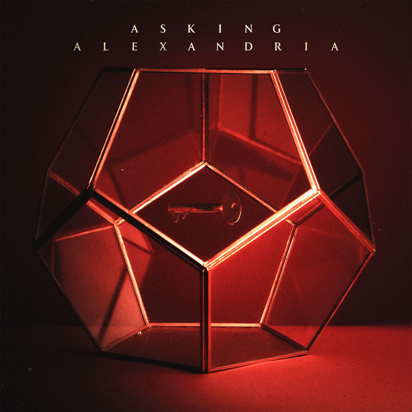 Asking Alexandria - Alone In a Room [single] (2017)