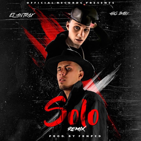 Solo (feat. Gio Baby) [Remix] - Single