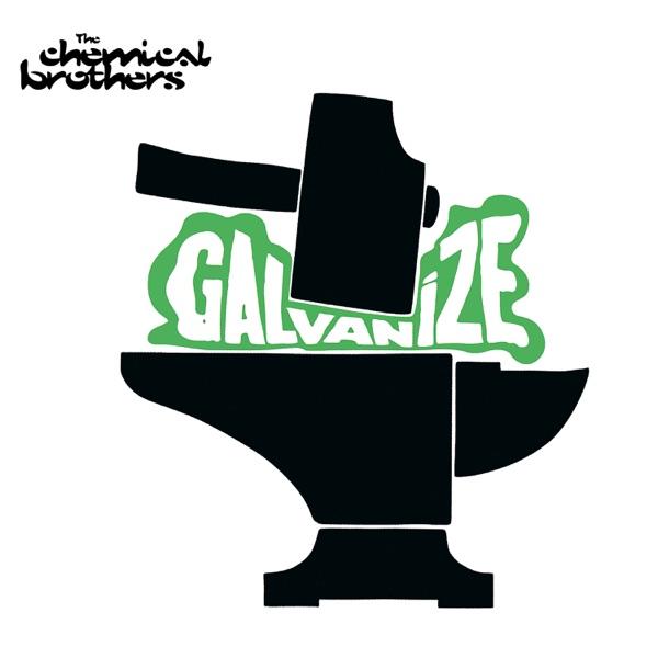 Galvanize - EP