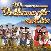20 unvergessliche Volksmusik-Hits - Various Artists - Various Artists