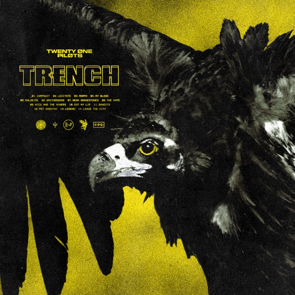 Trench twenty one pilots album cover