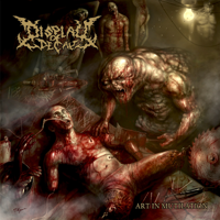 Display of Decay - Art in Mutilation artwork
