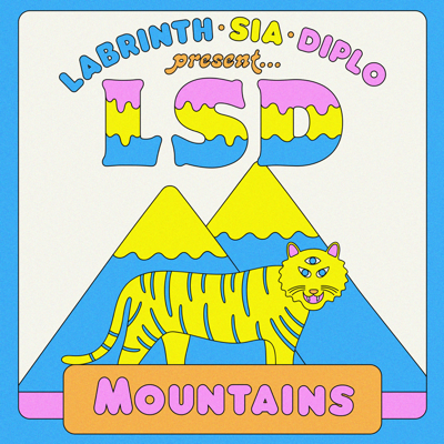 Mountains (feat. Sia, Diplo & Labrinth)