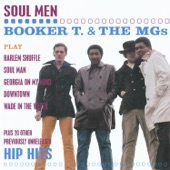 Booker T & The MG's - Baby, Scratch My Back