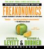 Steven D. Levitt & Stephen J. Dubner - Freakonomics Rev Ed  artwork