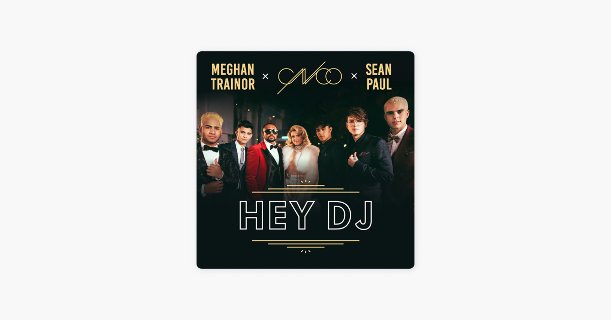 download hey dj meghan trainor mp3