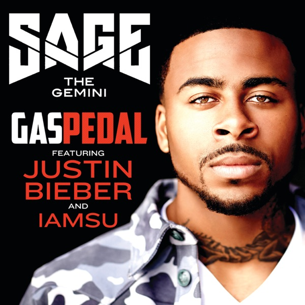Gas Pedal (feat. Justin Bieber & IamSu) [Remix] - Single