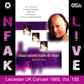 Leicester UK Concert 1985, Vol. 155