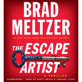 The Escape Artist (Unabridged) - Brad Meltzer mp3 download