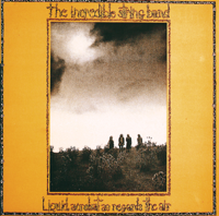 The Incredible String Band - Liquid Acrobat As Regards the Air artwork