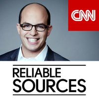 Podcast cover art for Reliable Sources with Brian Stelter