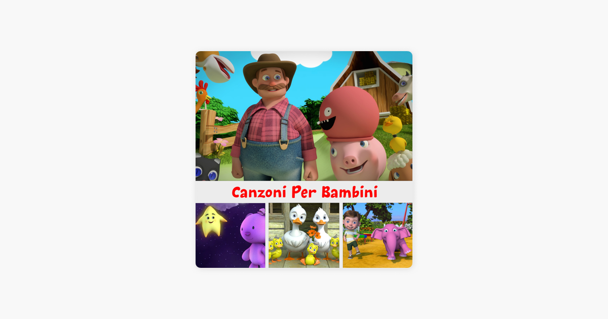 Canzoni Per Bambini Von Vveee Media Limited Bei Apple Music