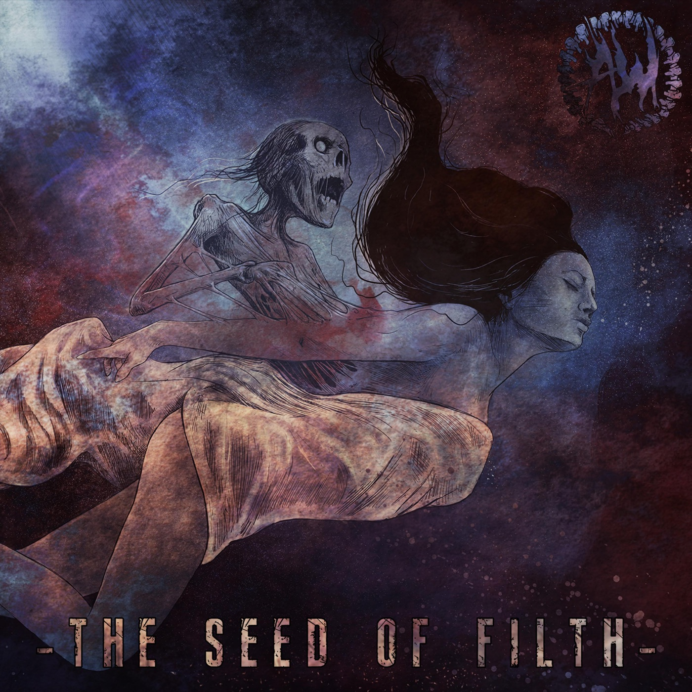 Abyss Walker - The Seed of Filth (Featuring Cody Harmon) [single] (2018)