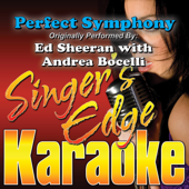 Perfect Symphony (Originally Performed By Ed Sheeran with Andrea Bocelli) [Instrumental]