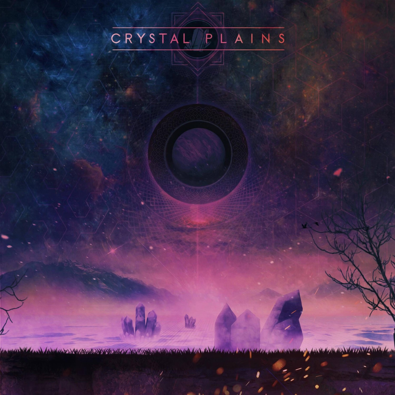 Crystal Plains - Uprising // Dialects [singles] (2018)