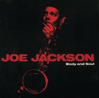 Joe Jackson - Body and Soul artwork
