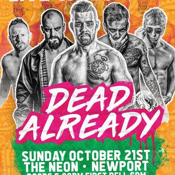 Dragon Attack! Podcast : A Welsh Wrestling Podcast from Wales