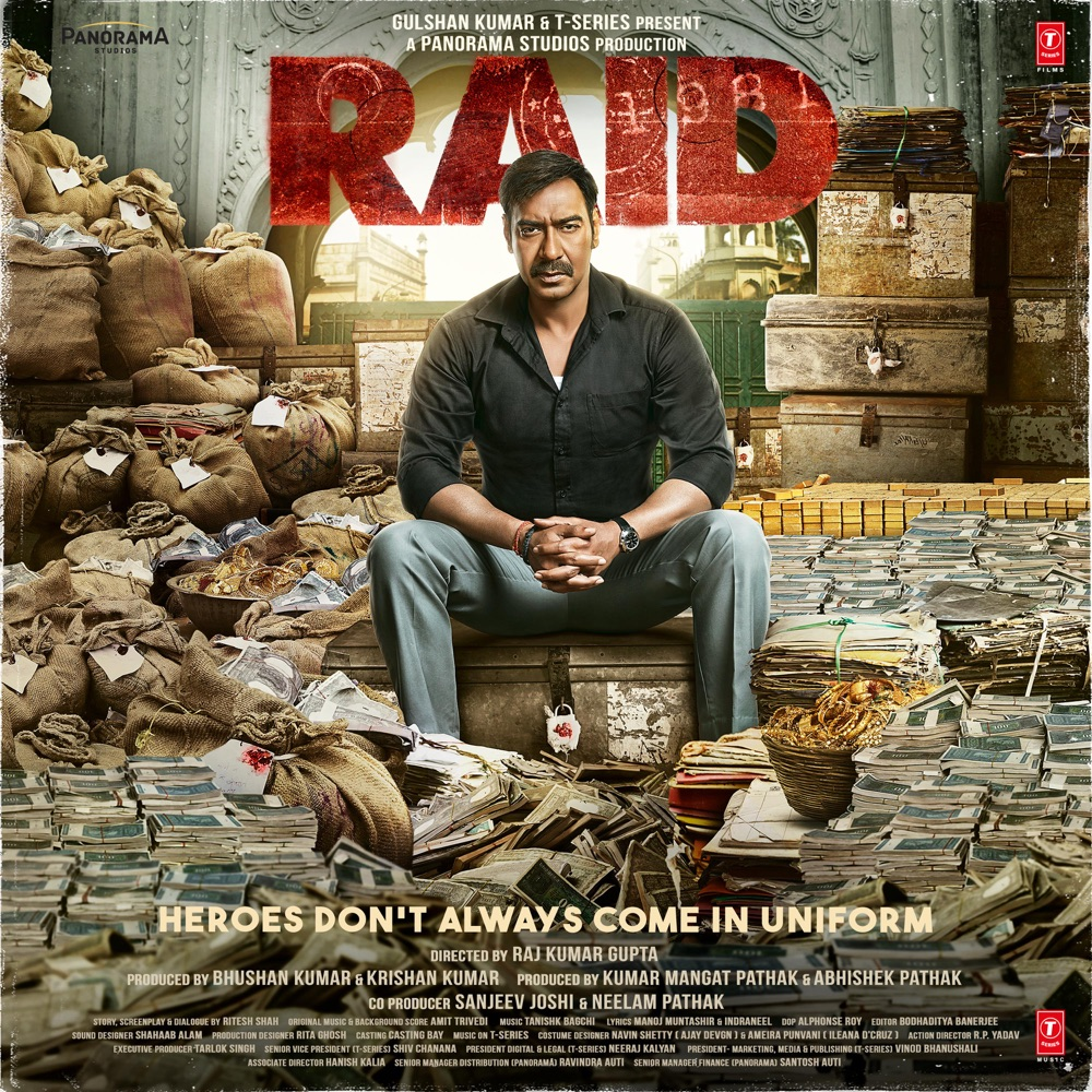 Raid (Original Motion Picture Soundtrack) – Album (iTunes Plus M4A)