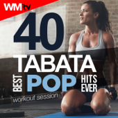 40 Tabata Best Pop Hits Ever Workout Session (20 Sec. Work and 10 Sec. Rest Cycles With Vocal Cues / High Intensity Interval Training Compilation for Fitness & Workout)