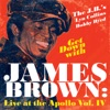 Icon Get Down With James Brown: Live At the Apollo, Vol. IV