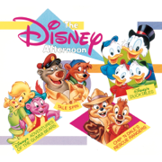 Duck Tales Theme - The Disney Afternoon Studio Chorus - The Disney Afternoon Studio Chorus