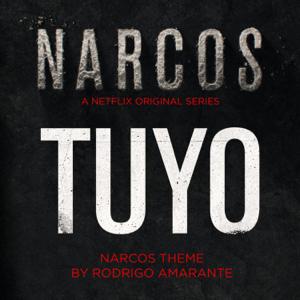 Rodrigo Amarante - Tuyo (Narcos Theme) [A Netflix Original Series Soundtrack]