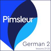 Pimsleur German Level 2 Lessons 21-25
