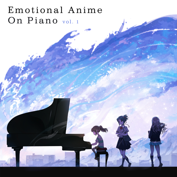 Emotional Anime on Piano, Vol  1 by Torby Brand