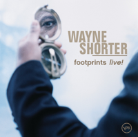 Wayne Shorter - Footprints Live! artwork