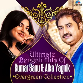 ‎Ultimate Bengali Hits of Kumar Sanu & Alka Yagnik Evergreen Collection by  Kumar Sanu & Alka Yagnik