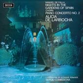 Alicia de Larrocha - Falla: Nights in the Gardens of Spain